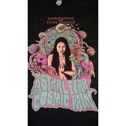 Shirt: Astral Fear Ladies Small Crew Neck
