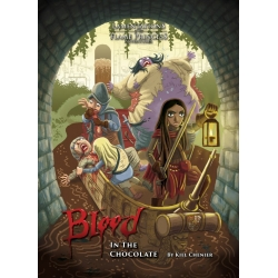 Blood in the Chocolate (Print + PDF)