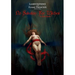 Cover of No Salvation for Witches
