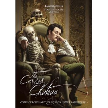 The Cursed Chateau (T.O.S.) -  Lamentations of The Flame Princess