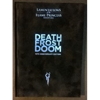 Death Frost Doom 10th Anniversary Edition: Lamentations of the Flame Princess RPG -  Lamentations of Flame Prince
