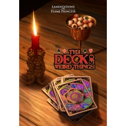 Deck of Weird Things (Print + PDF) (Free Shipping Offer!)