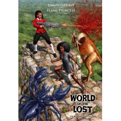 World of the Lost (Print + PDF)