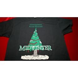 Shirt: Midvinter Tree Classic Fit SMALL