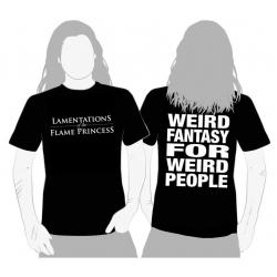 Shirt: Weird Ladies Fit XL